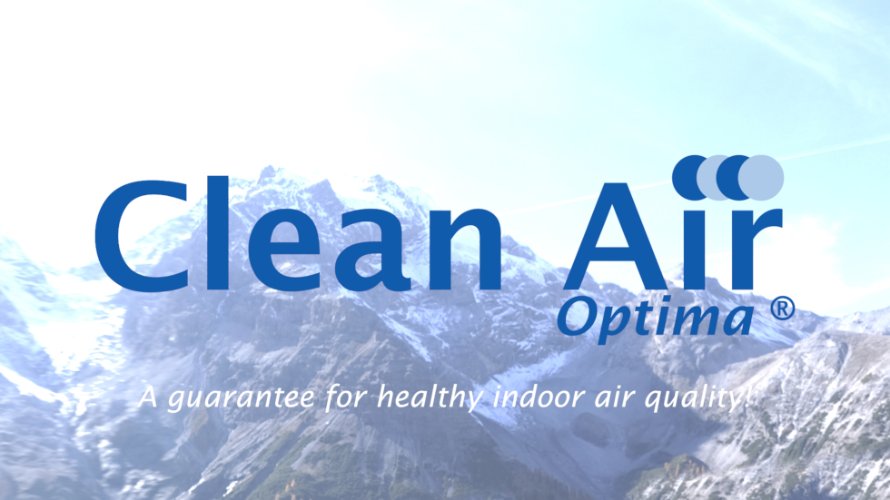 Clean Air Optima ventilator CA-405